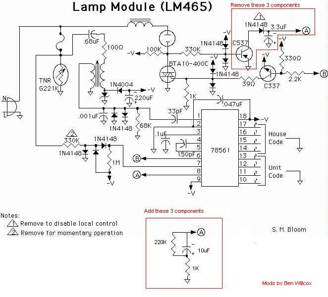 x10 dimmer switch wiring diagram